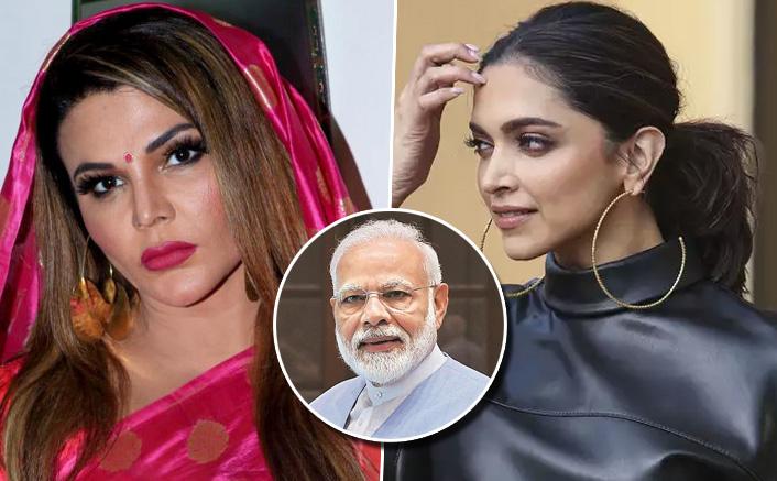 JNU Violence: Rakhi Sawant Supports PM Narendra Modi Govt Led CAA, Bashes Deepika Padukone For Her Stance