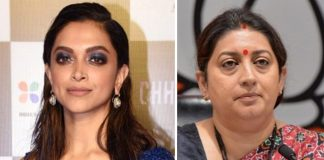 "JNU Violence: Smriti Irani Takes A Dig At Deepika Padukone, Says, ""It Was Not Unexpected To Us"""