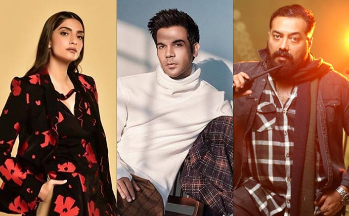 JNU Violence: Sonam Kapoor, Rajkummar Rao, Anurag Kashyap & Others Express Their Anger Over Attack On Students