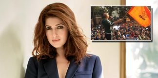 #JNUViolence: Twinkle Khanna Condemns The Attack On Students; Netizens Hit Back With Old Picture Of Akshay Kumar Waving The ABVP Flag