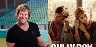 Jonty Rhodes says 'Gully Boy' gave him 'goosebumps'