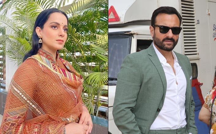 Kangana Ranaut Has A Strong Reaction To Saif Ali Khan Statement On The Concept Of India