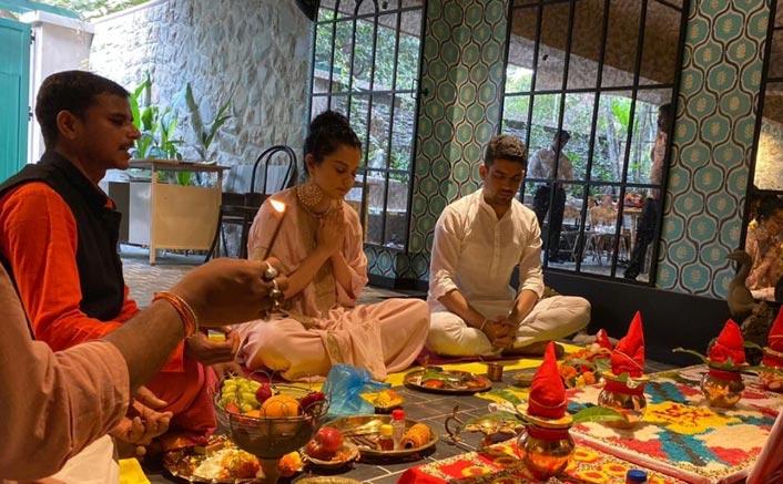 Kangana Ranaut Officially Starts Her Own Production House, Names It 'Manikarnika Films'