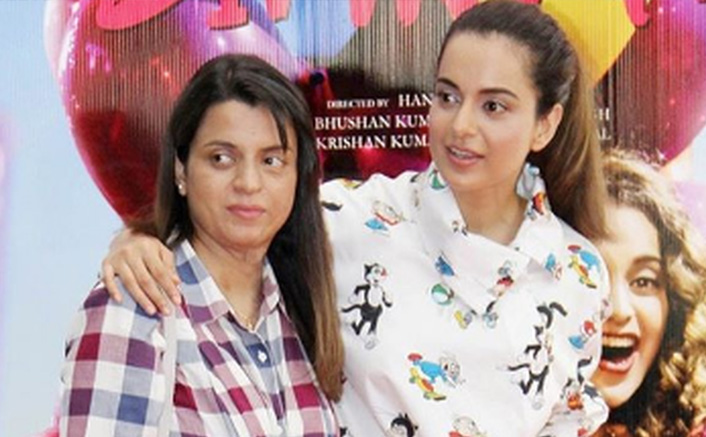 "Kangana Ranaut Opens Up About Sister Rangoli Chandel's Acid Attack Incident: ""I Did Tacky Films So My Sister Could Be Treated By The Best Surgeon In India"""