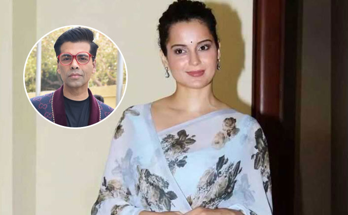 "Kangana Ranaut REACTS To Karan Johar Receiving Padma Shri: ""Even Though His Father Gave Him A Head Start..."""