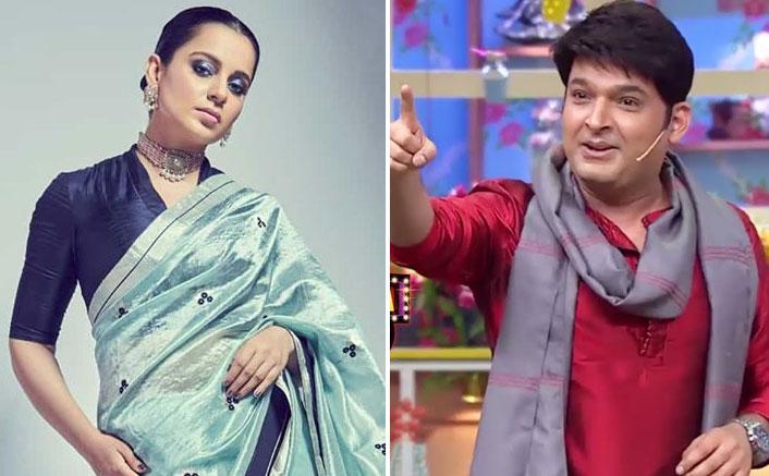 The Kapil Sharma Show: It's Kangana Ranaut's 'Panga' VS Kapil's Wit