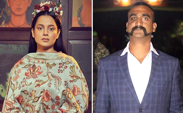 Kangana Ranaut To Play Air Force Pilot In Her Next Titled 'Tejas'; Calls Wing Commander Abhinandan Varthaman Her Inspiration