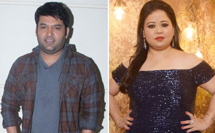 Kapil Sharma's Net Worth May Be 170 Crores, But Bharti Singh's Earrings Will Disappoint You!
