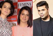 Karan Johar Reveals That He Would Work With Kangana Ranaut If Need Be, Rangoli Chandel Has A Staple Dig