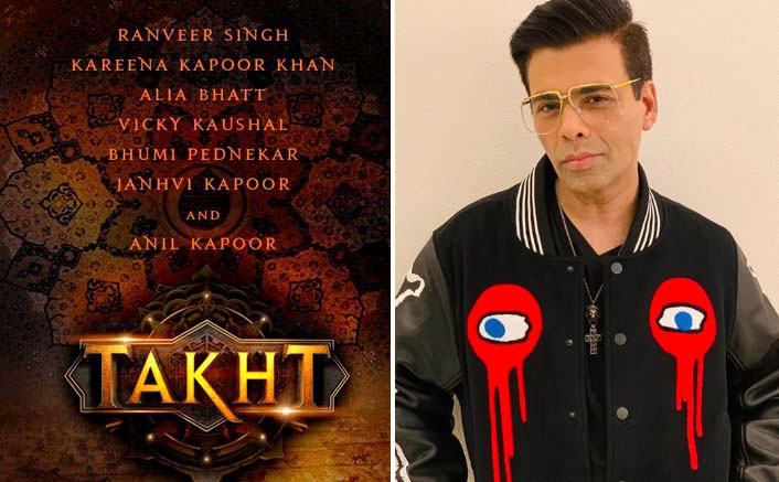 Karan Johar Takes Takht To Europe, To Soon Fly To Italy & France For Recce!