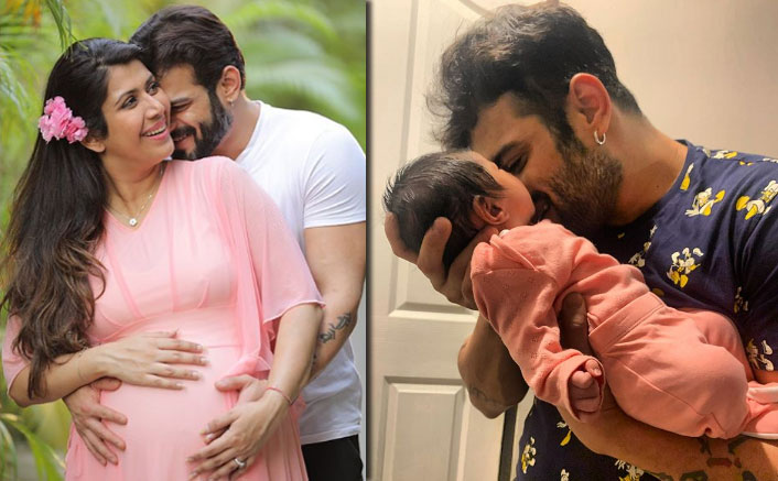 Karan Patel & Ankita Bhargava Thank Their Baby Girl Mehr For A Blessed 2019; The Couple Can't Wait To Embrace 2020 With Her