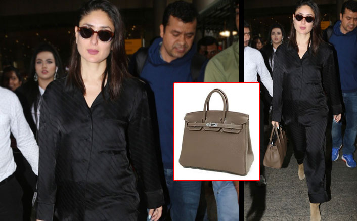 Kareena Kapoor Khan Spotted With A Beautiful Bag & Its Price Will Leave You SHOCKED!