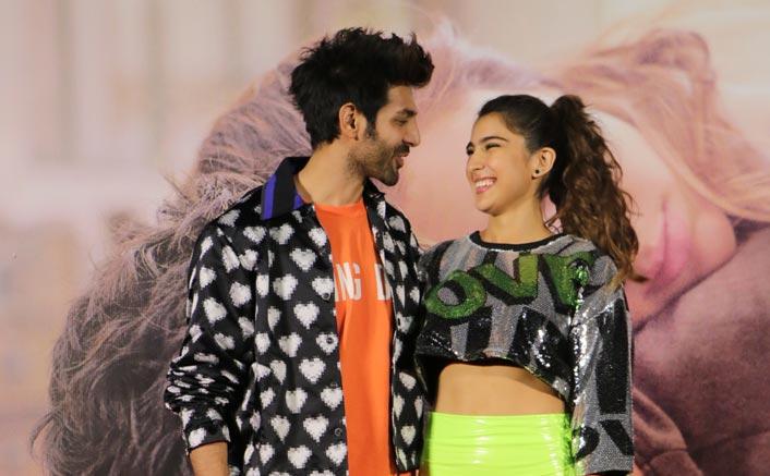 "Kartik Aaryan On Sara Ali Khan: ""When She Said On National TV She Has A Crush On Me, I Got A Crush On Her"" - WATCH"