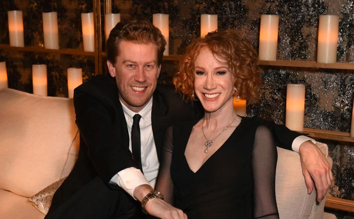 Kathy Griffin marries beau Randy Bick