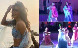 VIDEO: Katrina Kaif Switches To Her Afghan Jalebi Avatar For Daniel Bauer's Wedding Performance