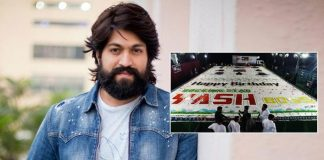 KGF superstar Yash's birthday becomes a nationwide celebration; Fan frenzy is real!