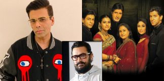 Shah Rukh Khan's Kabhi Khushi Kabhie Gham Is A SLAP On Karan Johar's Face & It Has An Aamir Khan Connection