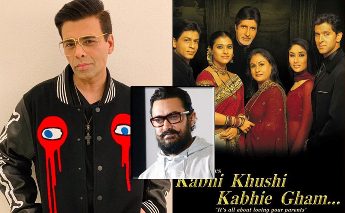 Here's Why Karan Johar Thinks Shah Rukh Khan's Kabhi Khushi Kabhie Gham Is A SLAP On His Face