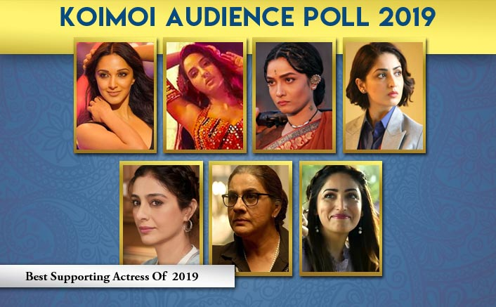 Koimoi Audience Poll 2019: From Amrita Singh, Yami Gautam To Kiara Advani - Vote Now For The Best Supporting Actress