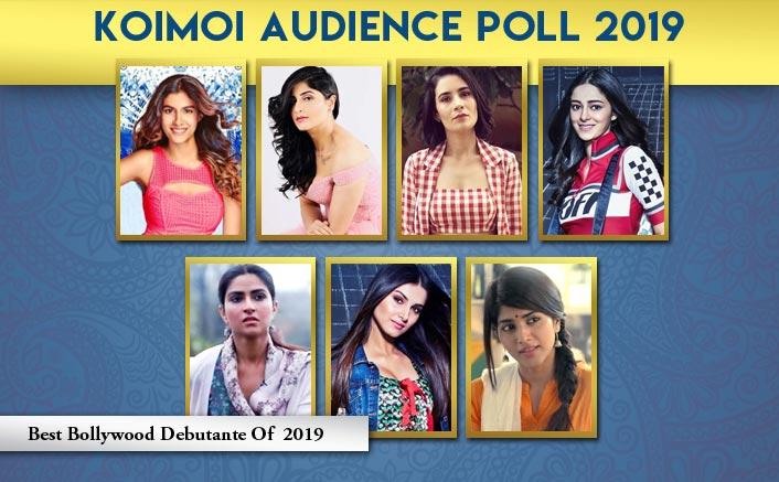 Koimoi Audience Poll 2019: From Ananya Panday, Tara Sutaria To Megha Ashish, Choose Your Favourite Debutante