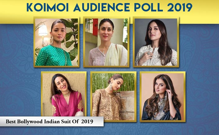 Koimoi Audience Poll 2019: From Sonam Kapoor To Sonakshi Sinha, Vote For Your Favourite Indian Suit-Outfit