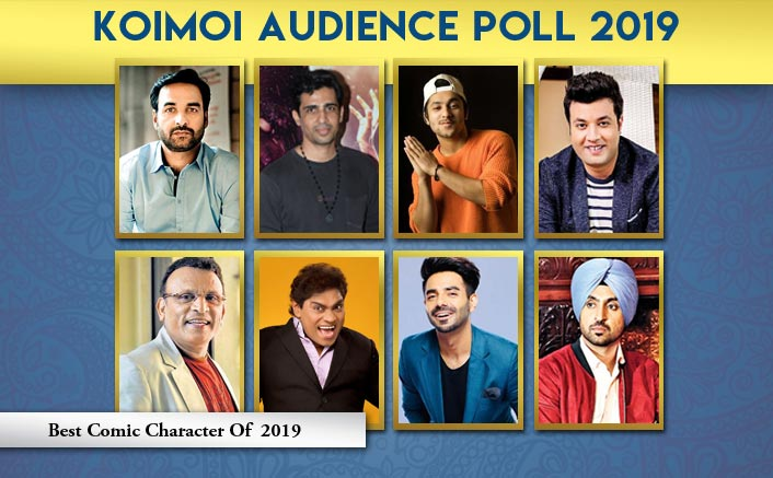 Koimoi Audience Poll 2019: From Diljit Dosanjh To Varun Sharma - Vote NOW For Your Favourite Comic Character!
