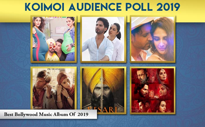Koimoi Audience Poll 2019: From Gully Boy, Kabir Singh To Good Newwz - Choose Your Favourite Music Album Of The Year
