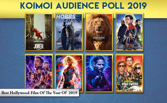 Koimoi Audience Poll 2019: From Joker To Avengers: Endgame - Choose Your Favourite Hollywood Film Of The Year
