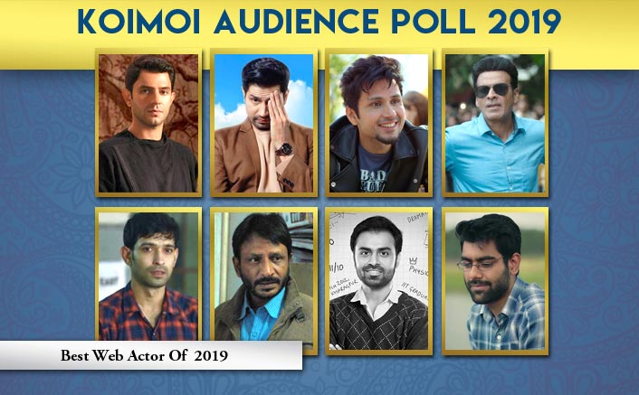 Koimoi Audience Poll 2019: From Manoj Bajpayee (The Family Man) To Jitendra Kumar (Kota Factory), VOTE For Your Favourite Web Series Actor