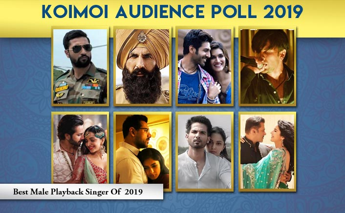 Koimoi Audience Poll 2019: From Ranveer Singh To Arijit Singh, Choose Your Favourite Male Playback Singer