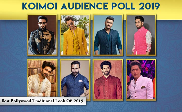 Koimoi Audience Poll 2019: From Shah Rukh Khan To Aditya Roy Kapur, Vote For Your Favourite Traditional Look