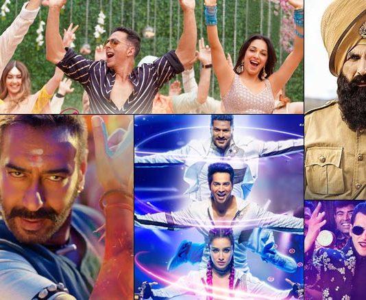 'Koimoi Bollywood Music Countdown Audience Poll 2019: From Tanhaji's Shankara Re Shankara To 3 Songs From Good Newwz – Who Will Dethrone Sauda Khara Khara?