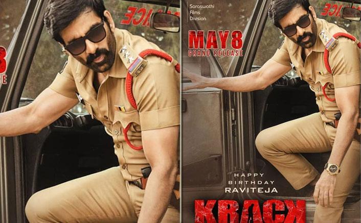 Krack: Ravi Teja's Action Thriller Gets A Summer Release