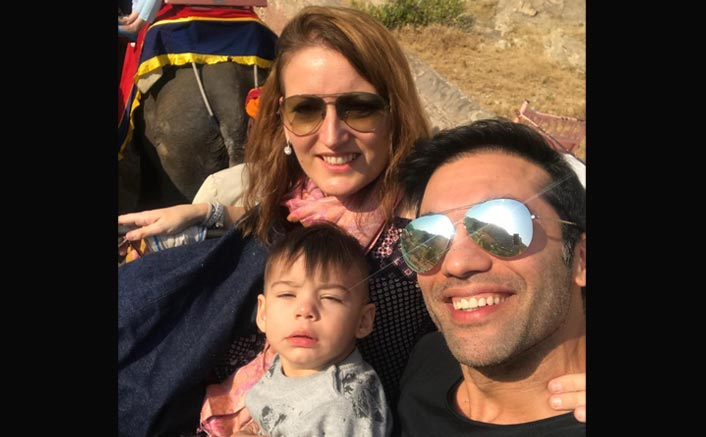 Kushal Punjabi's Wife Audrey Dolhen's FIRST Statement Post Actor's Suicide, Calls Him A 'Not Serious, Careless Father'