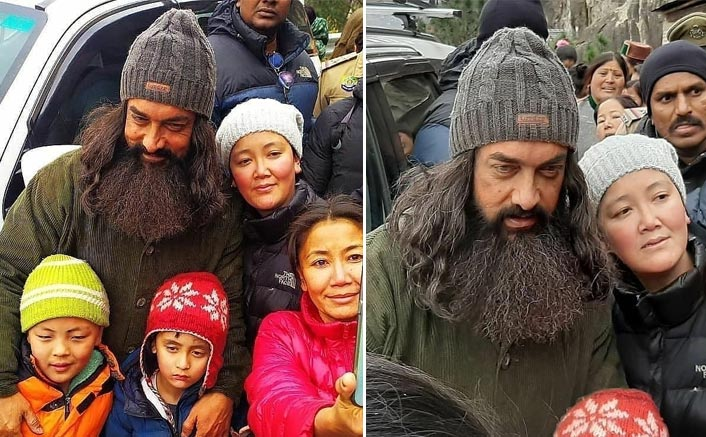 Laal Singh Chaddha: Aamir Khan Spotted At Himachal Pradesh For The Next School Schedule