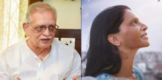 "Legendary Gulzar Saab On Deepika Padukone's Chhapaak: ""Not Just A Film, It's A Movement In The Society"""