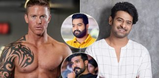 Lloyd Stevens Who Is Currently Training Jr NTR, Ram Charan For RRR DENIES Working With Prabhas For Jaan