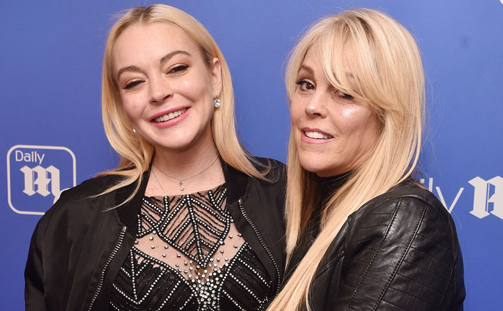 Lindsay Lohan's Mother Dina Can Get A 6-Month Jail For Driving While Intoxicated