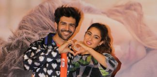 Love Aaj Kal Pair Kartik Aaryan & Sara Ali Khan Will Be Doing This On Valentine's Day!