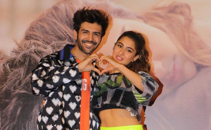 Love Aaj Kal Duo Kartik Aaryan & Sara Ali Khan Will Be Doing THIS On Valentine's Day!