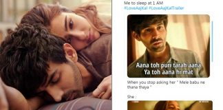 Love Aaj Kal Trailer: Kartik Aaryan-Sara Ali Khan Starrer Finds Its Way Into The Meme-Feast!