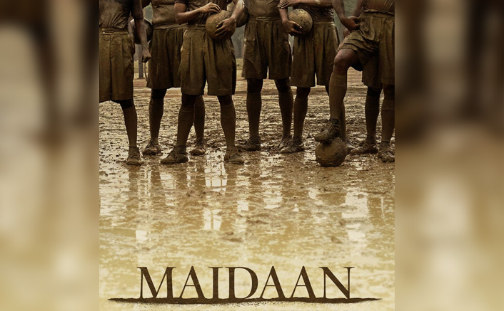 Maidaan New Poster: Ajay Devgn's Squad Is All Geared Up For The Big Day!