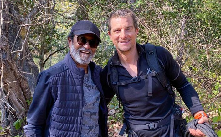 Into The Wild With Bear Grylls Promo: Rajinikanth Make His Mass Entry With A Quad Bike; Special Episode To Go On Air THIS Date