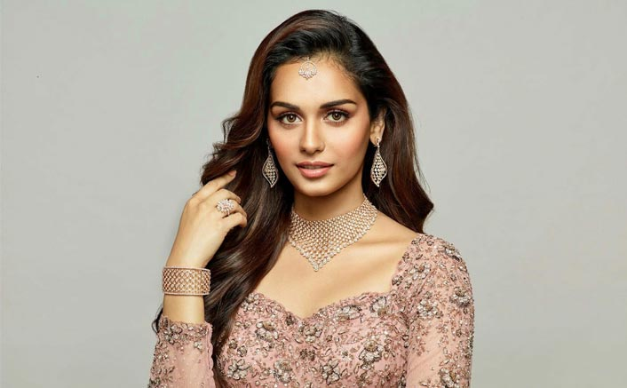 Prithviraj Actress Manushi Chillar Feels Nostalgic As She Interacts With The Students Of Her School Amid Lockdown