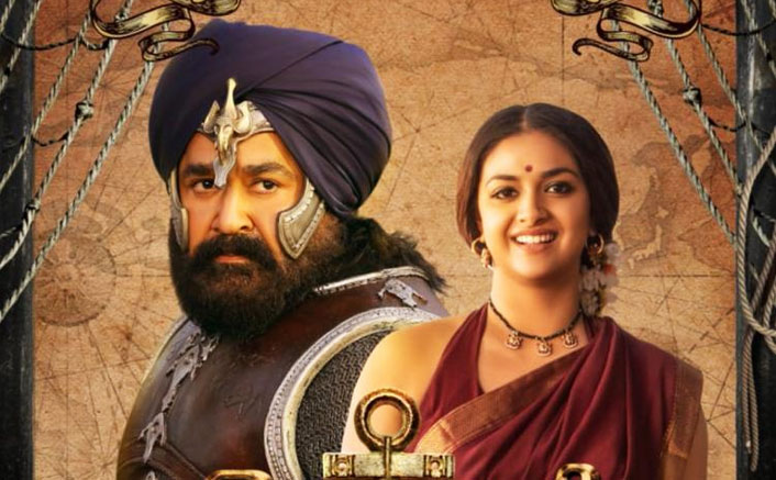 Marakkar Arabikadalinte Simham: Keerthy Suresh Looks Gorgeous In Traditional Avatar In Her Character Poster