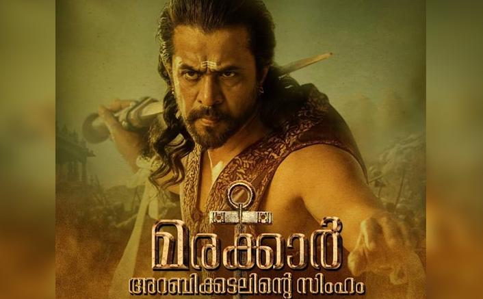 Marakkar Arabikadalinte Simham: Mohanlal Unveils Character Poster Of Arjun Sarja As A Warrior FromThe Period Drama