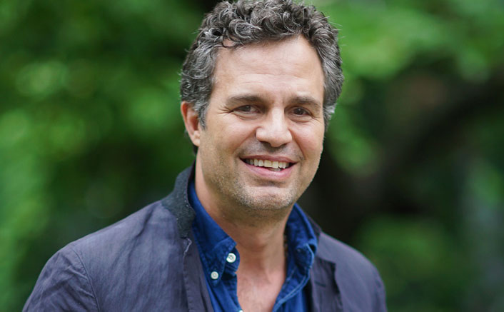 Mark Ruffalo took five weeks off to gain 30 pounds