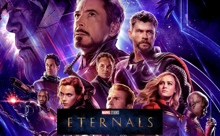 Marvel's The Eternals Will Have An Important Avengers: Endgame Connection & We Can't Keep Calm!
