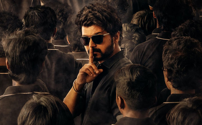 Master Second Look Poster: Thalapathy Vijay Wants Complete Silence, But Fans Can't Keep Calm