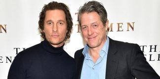 Matthew McConaughey, Hugh Grant play matchmakers